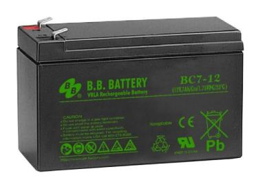 bb battery bc7 12